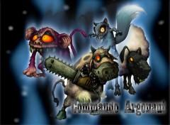 Wallpapers Fantasy and Science Fiction commando argonaut