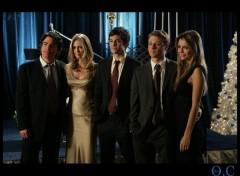 Fonds d'écran Séries TV The O.C family