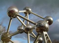 Fonds d'écran Voyages : Europe L'atomium