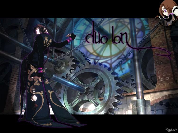 Fonds d'écran Jeux Vidéo King Of Fighters DuoLon