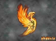 Wallpapers Comics phoenix