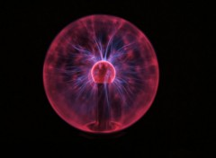 Wallpapers Objects Boule Plasma