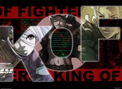 Wallpapers Video Games KOF : King of fighters