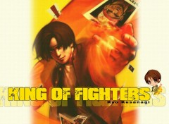 Wallpapers Video Games Kyo - KOF 94 Re-Bout