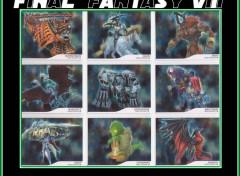 Wallpapers Video Games ffviii