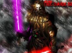Fonds d'écran Art - Numérique dark side