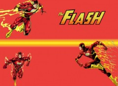 Fonds d'écran Comics et BDs the flash