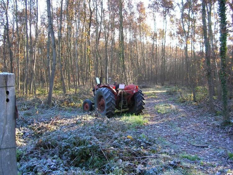 Fonds d'écran Transports divers Tracteurs Tracteur