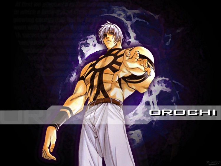Fonds d'écran Jeux Vidéo King Of Fighters Orochi de King of fighters (2)