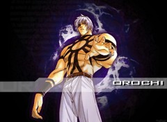 Wallpapers Video Games Orochi de King of fighters (2)