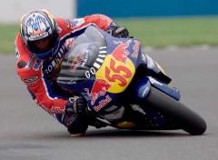 Wallpapers Motorbikes Regis Laconi - Donington 2000_GP500