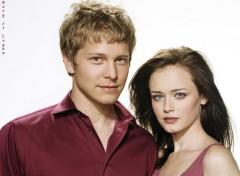 Fonds d'écran Séries TV Rory et Logan