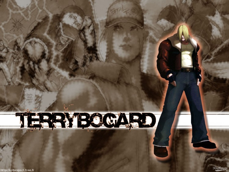 Wallpapers Video Games King of Fighters Terry Bogard