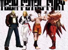 Wallpapers Video Games Team Fatal Fury