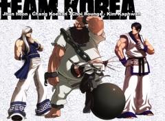 Wallpapers Video Games Team Korea