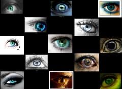 Fonds d'écran Hommes - Evênements Eyes