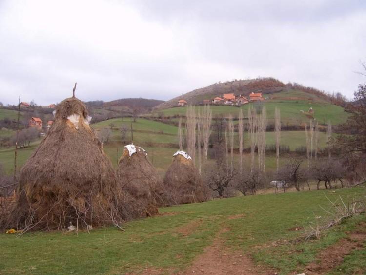 Fonds d'écran Nature Paysages Paysage du Kosovo