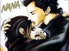 Fonds d'écran Manga Nana