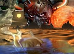 Wallpapers Fantasy and Science Fiction regard d'ailleur, ailleur