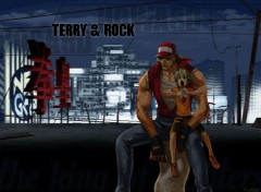 Wallpapers Video Games Terry & Rock