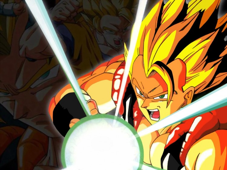 Fonds d'écran Manga Dragon Ball Z Gogeta