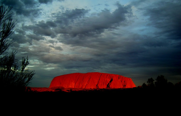 Wallpapers Trips : Oceania Australia Uluru - Ayers Rock