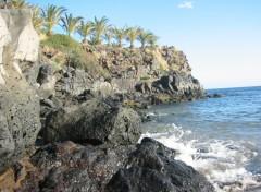Fonds d'écran Voyages : Afrique Ténérife - Las Galletas