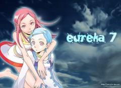 Fonds d'écran Dessins Animés Alex-kun's Eureka 7 wallpaper 4