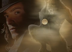 Fonds d'écran Cinéma Van Helsing loup-garou
