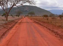 Wallpapers Trips : Africa route tsavo est