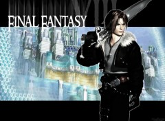 Wallpapers Video Games FF8 Istar
