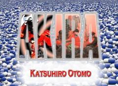 Fonds d'écran Manga akira-pillules