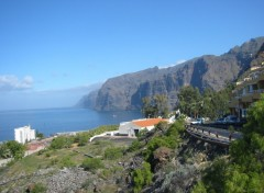 Wallpapers Trips : Africa Los Gigantes (Tenerife) 2
