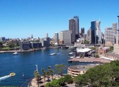 Fonds d'écran Voyages : Océanie La city,Sidney