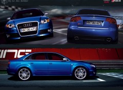 Wallpapers Cars Audi RS4