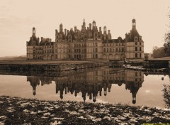 Wallpapers Constructions and architecture Le chateau de Chambord