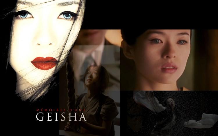Fonds d'écran Cinéma Mémoires d'une Geisha Wallpaper N°133207