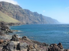 Fonds d'écran Voyages : Afrique La Punta del Teno (2) (Ténérife)