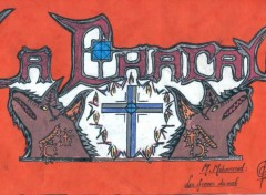 Fonds d'écran Art - Peinture La chacala