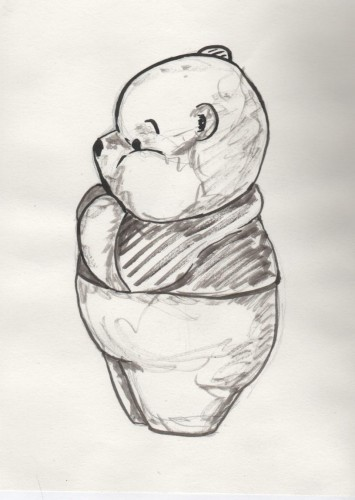 Wallpapers Art Pencil Wallpapers Cartoons Winnie The