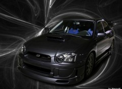 Wallpapers Cars Black Subaru