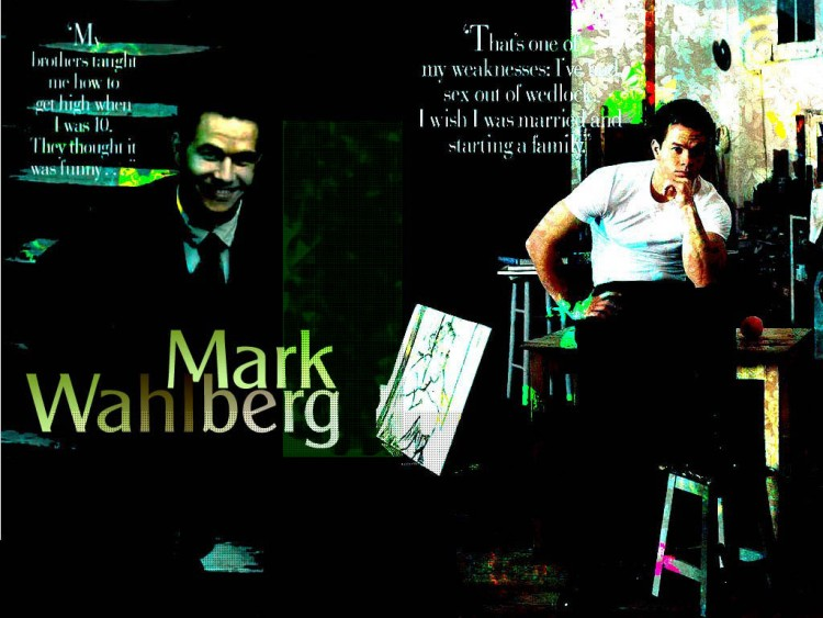 Fonds d'écran Célébrités Homme Mark Whalberg Mark Wahlberg