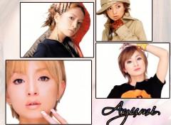 Wallpapers Celebrities Women Ayumi!!