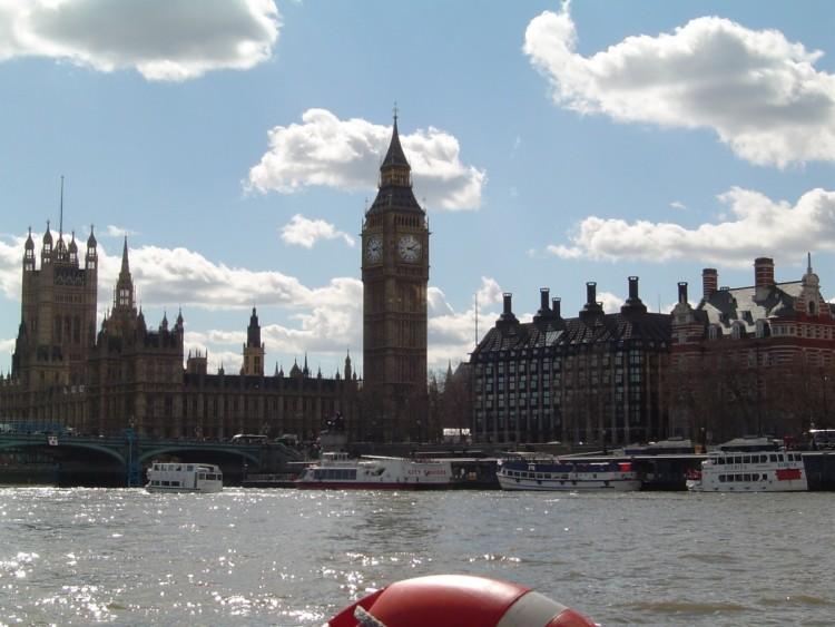 Fonds d'écran Voyages : Europe Grande-Bretagne Big Ben London