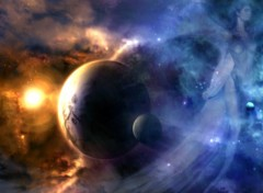 Fonds d'écran Fantasy et Science Fiction Stairway to heaven..