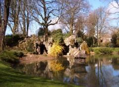 Fonds d'écran Nature Jardin Vauban à Lille