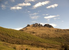 Wallpapers Trips : South America Paisaje del Cajas 2