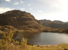 Wallpapers Trips : South America Paisaje del Cajas 3
