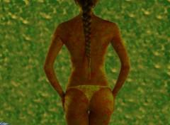 Wallpapers Digital Art mil.girl