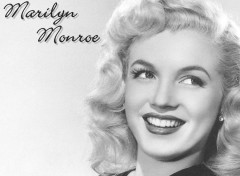 Fonds d'écran Célébrités Femme Marilyn Monroe